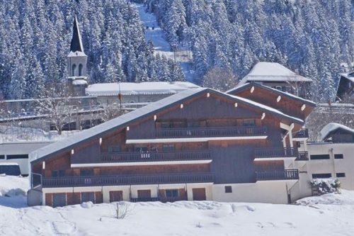 Residences Châtel Centre