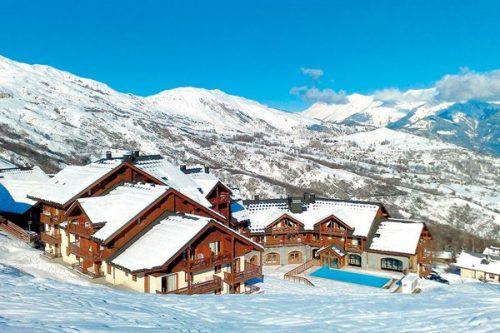 Résidence Odalys Les Alpages du Corbier - Voordeeltarief