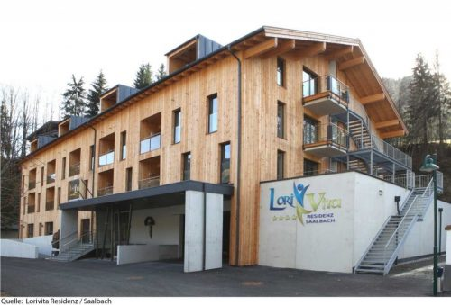 Lorivita Residenz Saalbach