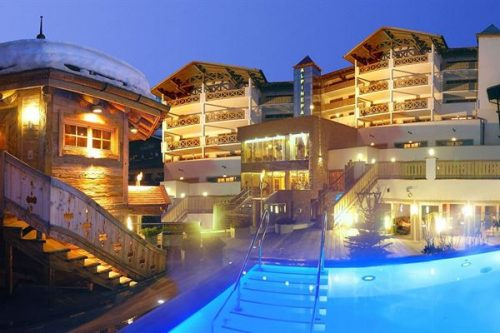The Alpine Palace New Balance Luxus Resort
