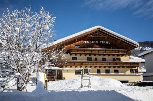Pension Tirol - Annex Hotel Astoria