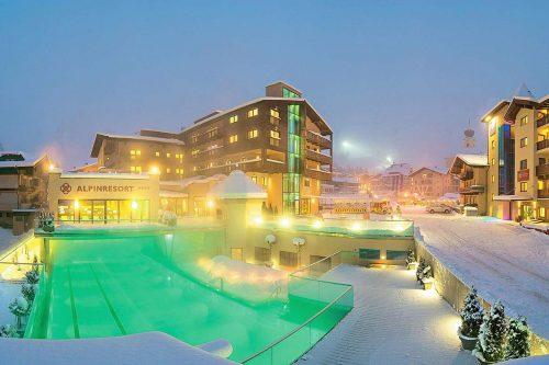 Alpin Resort Sport & Spa - Extra ingekocht