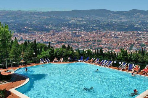 Camping Panoramico Fiesole