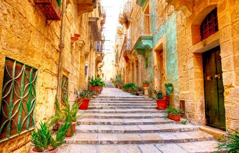 8-daagse singlereis Ridderlijk Malta en Gozo