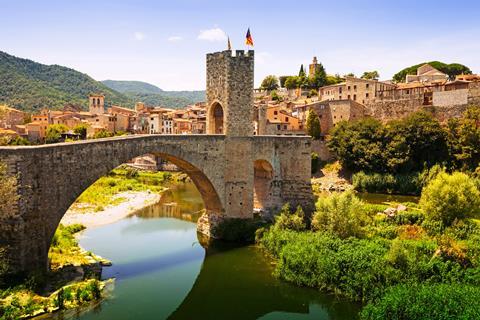 8-daagse Singlereis Wandelen Catalonie